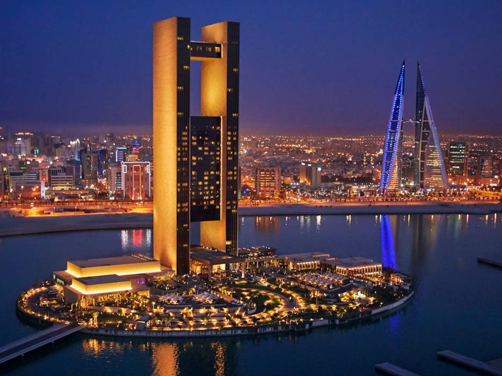 Picture of Bahrain bay
